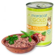 Maracat Gold vita si pui - conserva 400 g