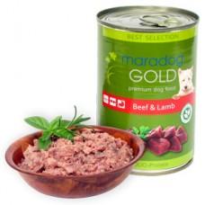 Maradog Gold vita si miel - conserva 400 g