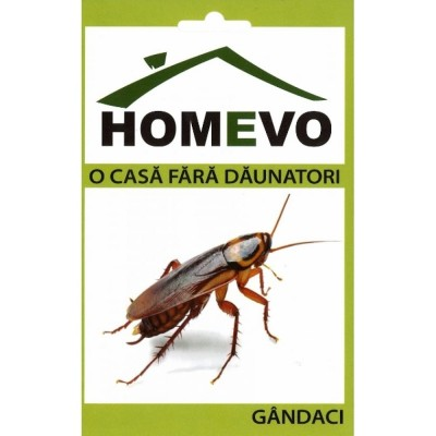 Insecticid pentru combaterea gandacilor, Foval gel 5g