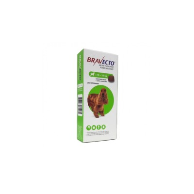 Bravecto 500mg 1tb 10-20 KG