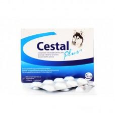 Cestal plus pentru caini 8 tablete