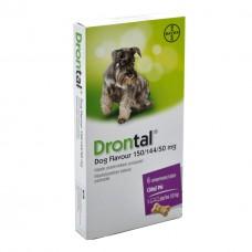 Drontal Caine Flavour x 6cp