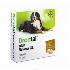 Drontal Caine Flavour XL x 2cp