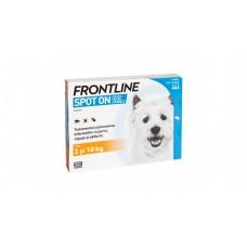 Frontline Spot on câini S