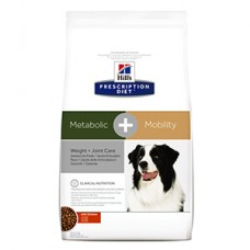 Hills PD Canine Metabolic Plus Mobility 4 kg