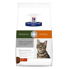 Hills PD Feline Metabolic plus Urinary Stress 1.5 kg