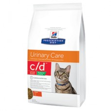 Hills PD Feline C/D Stress Reduced Calorie 8 kg