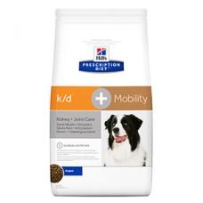 Hills PD Canine K/D plus Mobility 12 kg