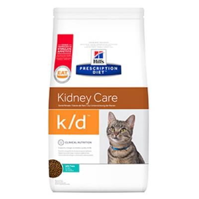 Hills PD Feline K/D Tuna 5 kg
