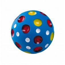 Ferplast jucarie minge vinil cu buline mag 6010/6 cm