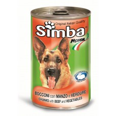 Simba dog cons vita/legume 1230 g