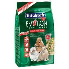 Vitakraft meniu iepuri emotion kids 600 g