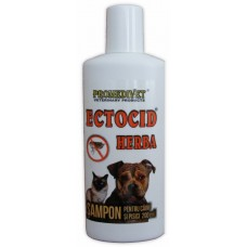 Ectocid sampon herba 200 ml