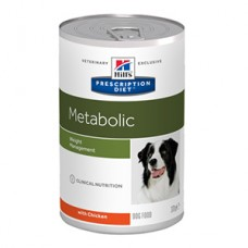 Hills PD Canine Metabolic 370 g