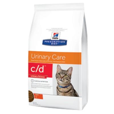 Hills PD Feline C/D Multi Stress 8 kg
