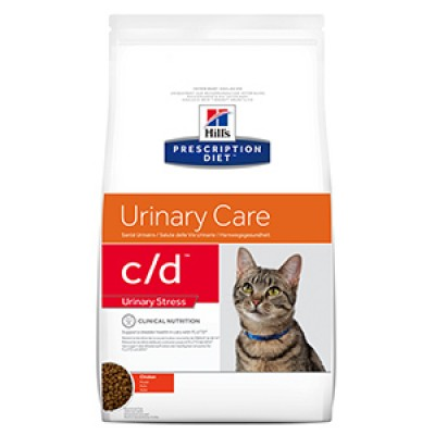 Hills PD Feline C/D Multi Stress 1.5 kg