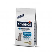 Advance Cat Sterilizat Curcan 15