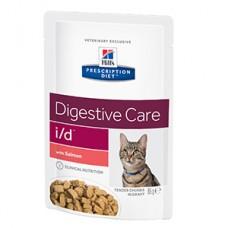 Hills PD Feline I/D Salmon 85 g (plic)