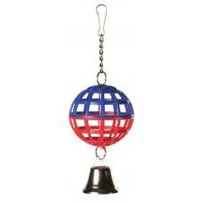 Jucarie Glob cu Clopotel 7 cm 5250