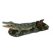 Decor Crocodil cu Pulverizator 26 cm 8716