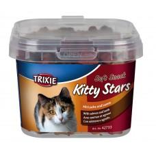Recompense Kitty Star 140 g cu Somon si Miel 42733