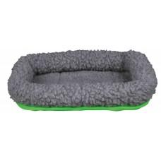 Pernita Pentru Hamster. 30 x 22 cm Gri Cu Verde 62702