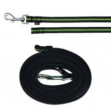 Lesa 3 m/17 mm Negru/Gri/Verde 20634