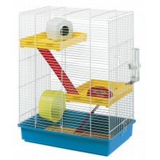 Ferplast cusca hamster tris alb