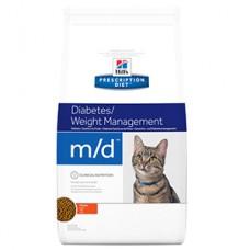 Hills PD Feline M/D 5 kg
