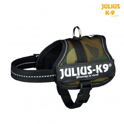 Ham Julius-K9 XS-S 33-45 cm/18 mm Camuflage 150021