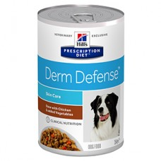 Hills PD Canine Derm Defense Chicken and Vegetable Stew 354 g