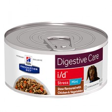 Hills PD Canine I/D Stress Mini Chicken and Vegetable Stew 156 g