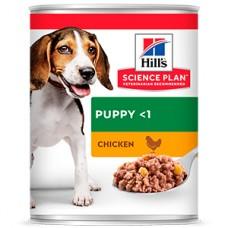 Hills SP Canine Puppy Chicken 370 g (conserva)