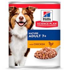 Hills SP Canine Mature Chicken 370 g (conserva)