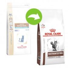 Royal canin Gastro Intestinal Mod Cal Cat Dry 2kg