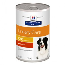 Hills PD Canine C/D 370 g
