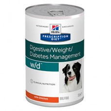 Hills PD Canine W/D 370 g