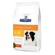 Hills PD Canine C/D 12 kg