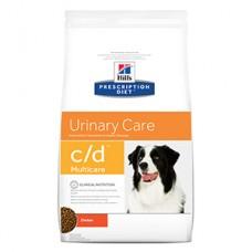 Hills PD Canine C/D 2 kg