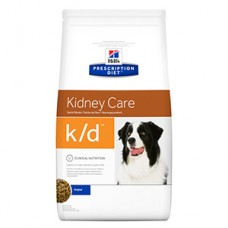 Hills PD Canine K/D 2 kg