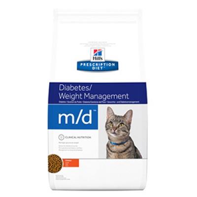 Hills PD Feline M/D 1.5 kg
