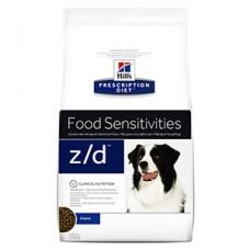 Hills PD Canine Z/D Ultra 3 kg