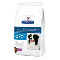Hills PD Canine D/D Duck and Rice 12 kg