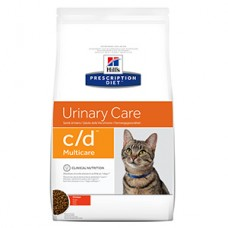 Hills PD Feline C/D Chicken 1.5 kg