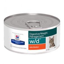 Hills PD Feline W/D Minced Chicken 156 g