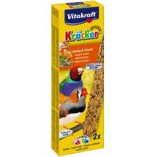 Vitakraft baton exotice miere/susan 2 buc