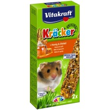 Vitakraft baton hamsteri miere/grau spelt 2 buc