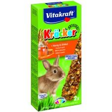 Vitakraft baton iepuri miere/grau spelt 2 buc
