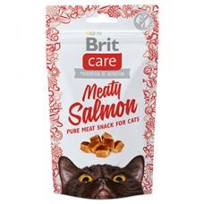 Brit Care Cat Snack Meaty Salmon 50 g