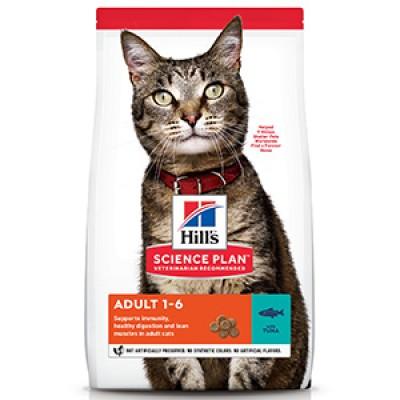 Hills SP Feline Adult Tuna 1.5 kg